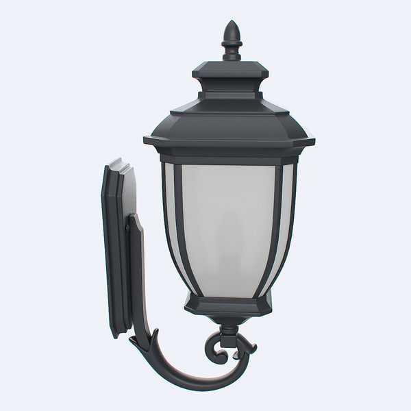 Lantern Outdoor  4 3D Models