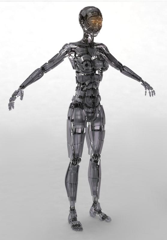 High Resolution Cyborg