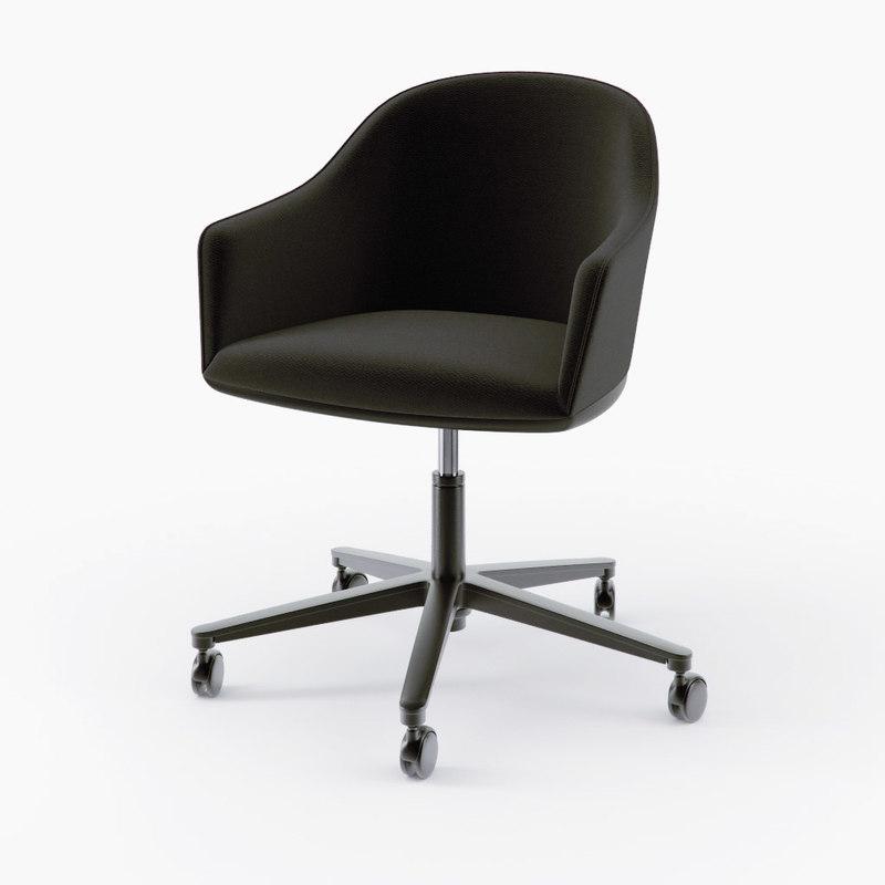 Chair Vitra Softshell