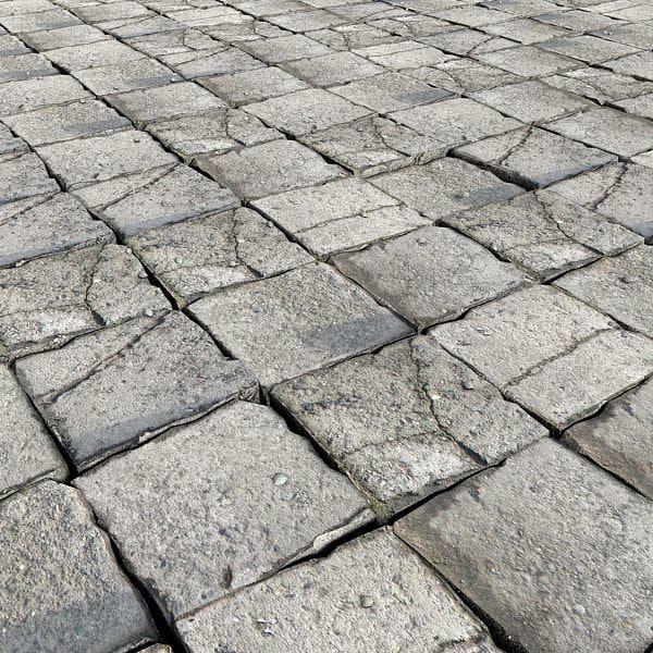 Stone Pavement Texture Maps