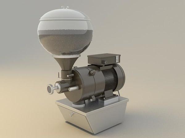 Coffee Grinder 3D Models
