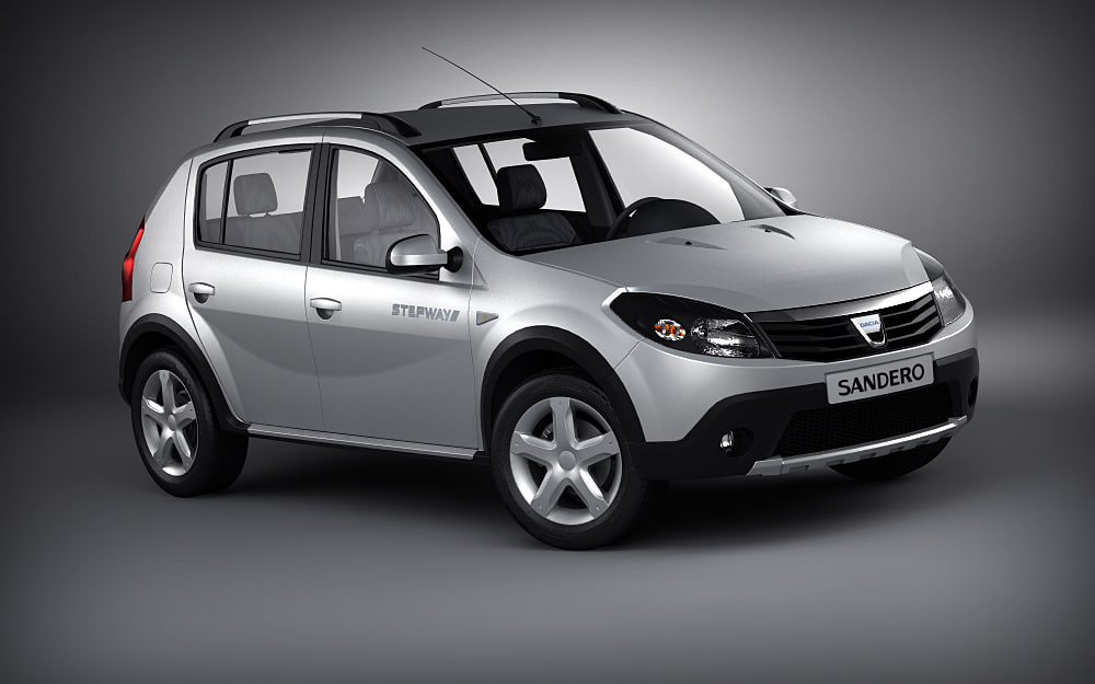 dacia sandero stepway 2014 autos weblog. Black Bedroom Furniture Sets. Home Design Ideas