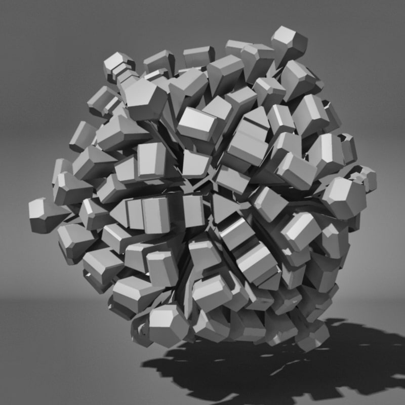Voronoi Tessellation 04