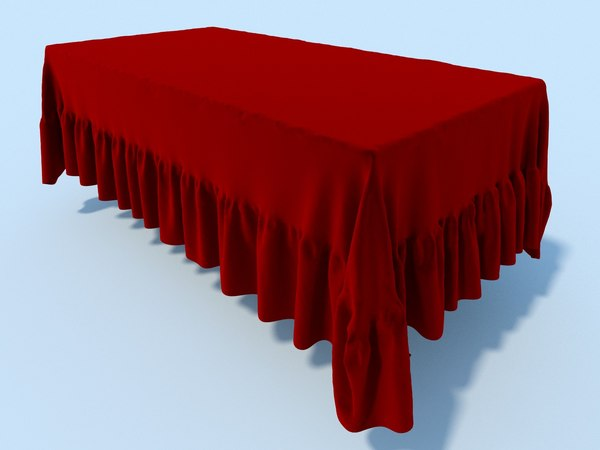 Tablecloth 11 Texture Maps
