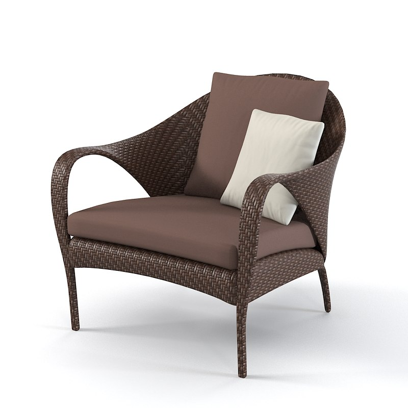 dedon tango oudoor furniture 3d model dedon tango oudoor furniture