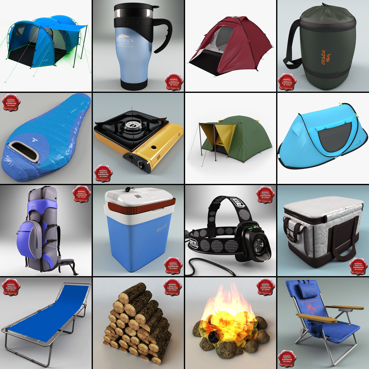 Camping Collection 2