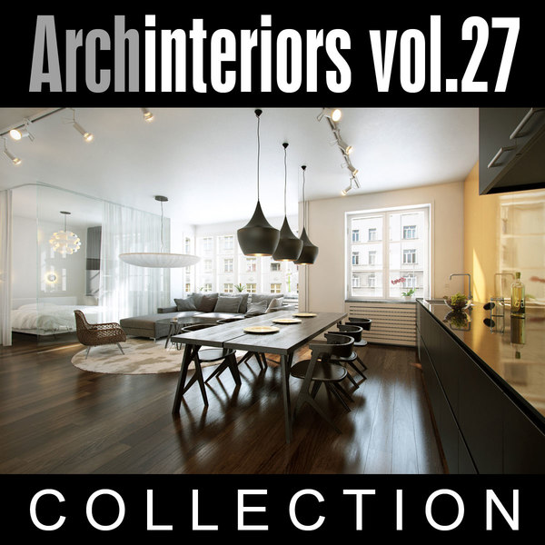 Archinteriors vol. 27 3D Models