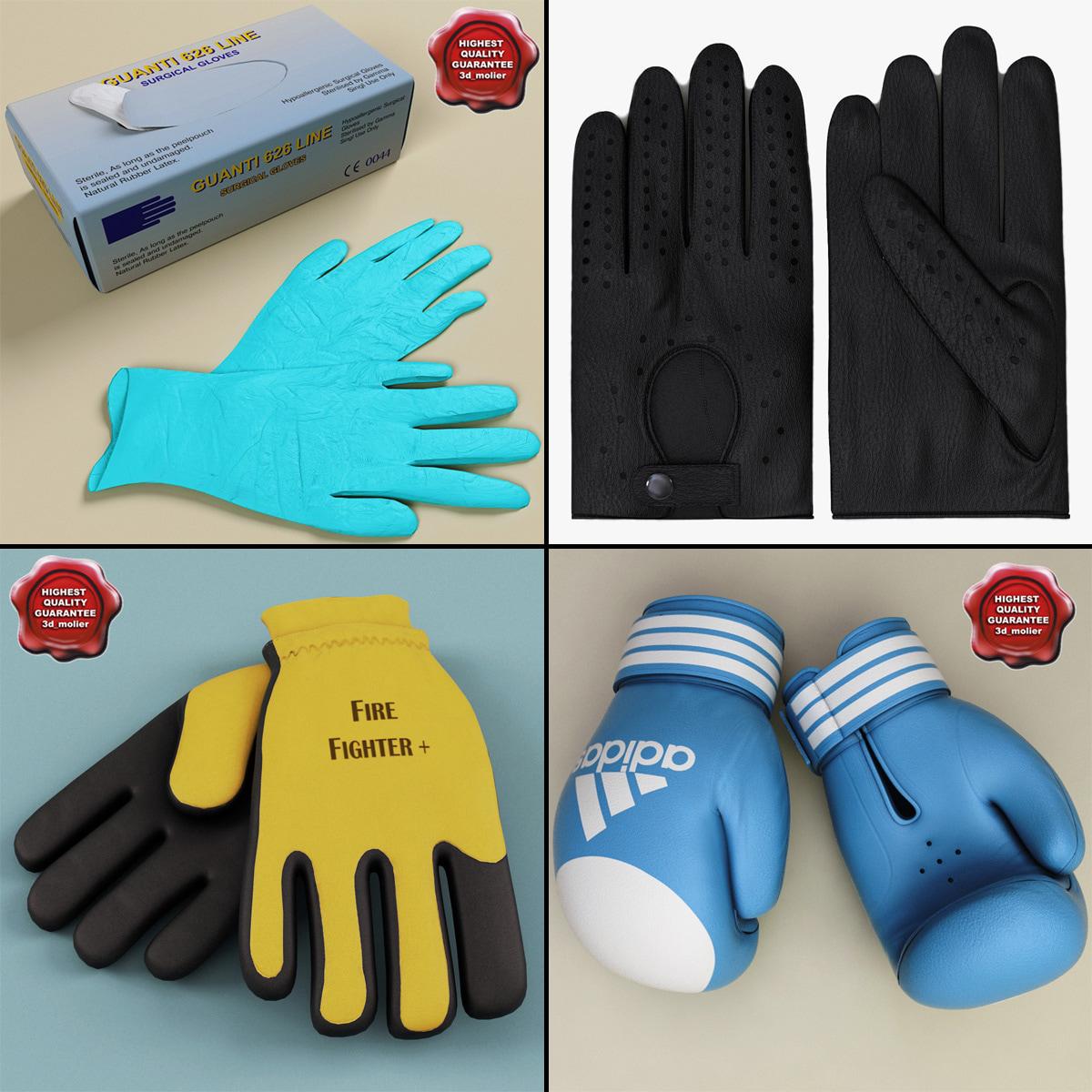 Gloves Collection V2