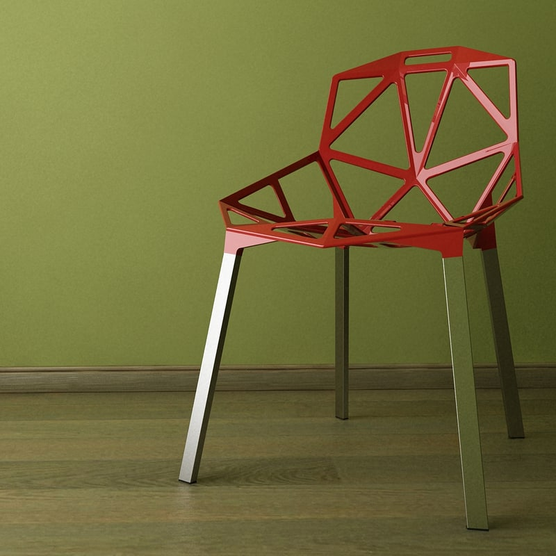 chair One PACK - Konstantin Grcic