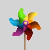Pinwheel 3D models