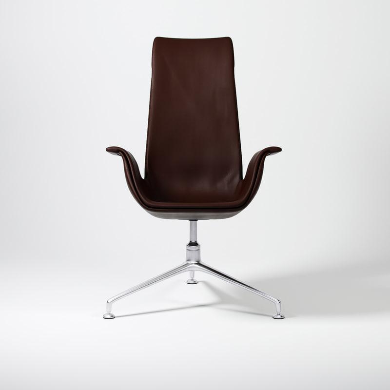 Walter Knoll FK armchair