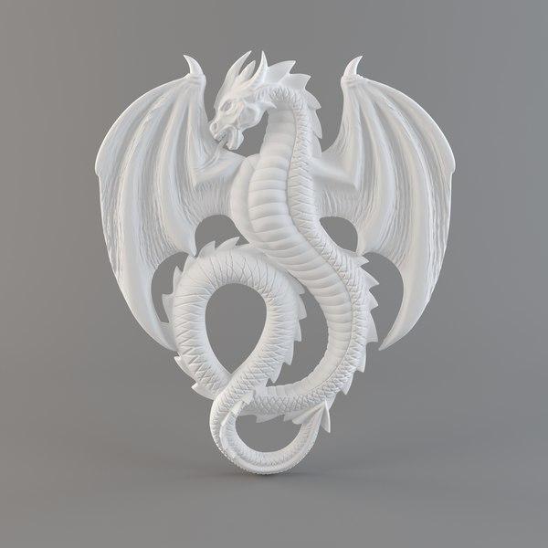 dragon 3D Models