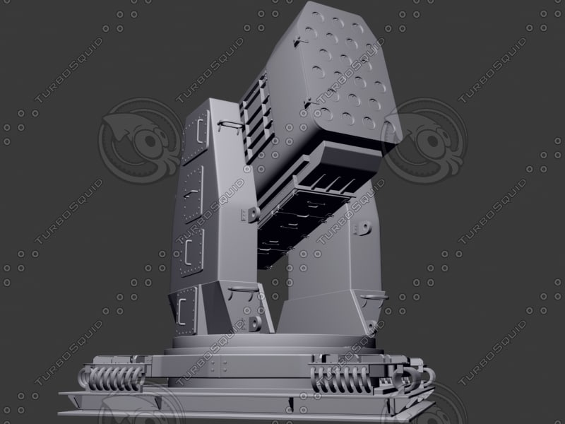 Airframe Missile Launcher