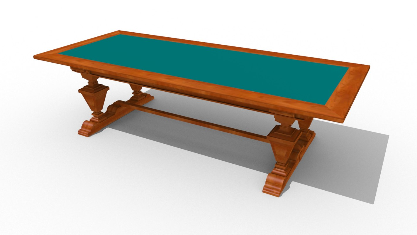 Table Wood Classic
