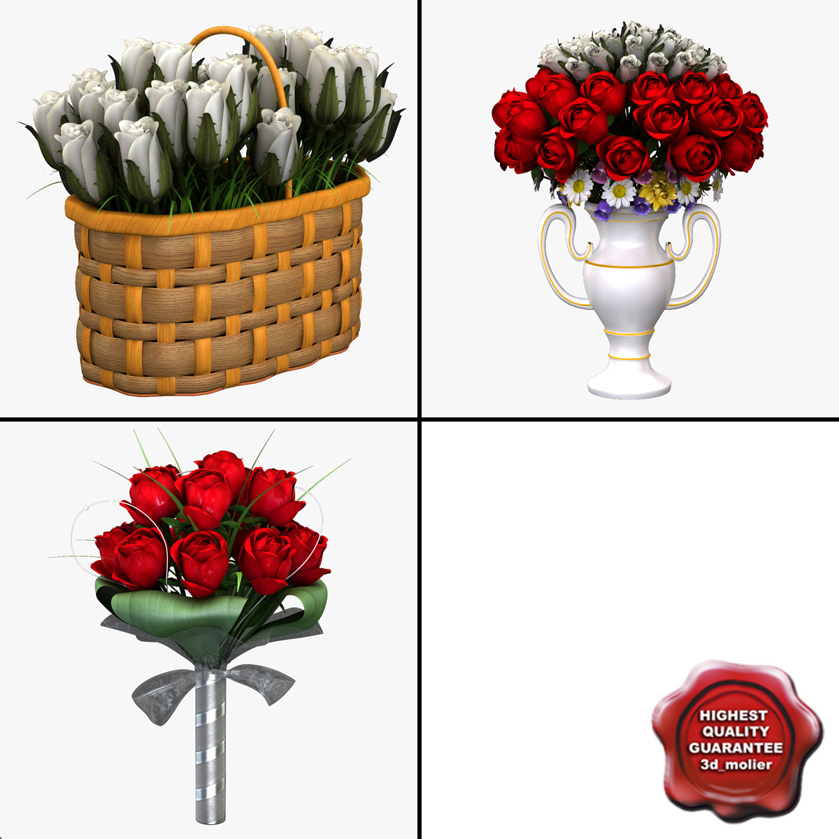 Bouquets Collection