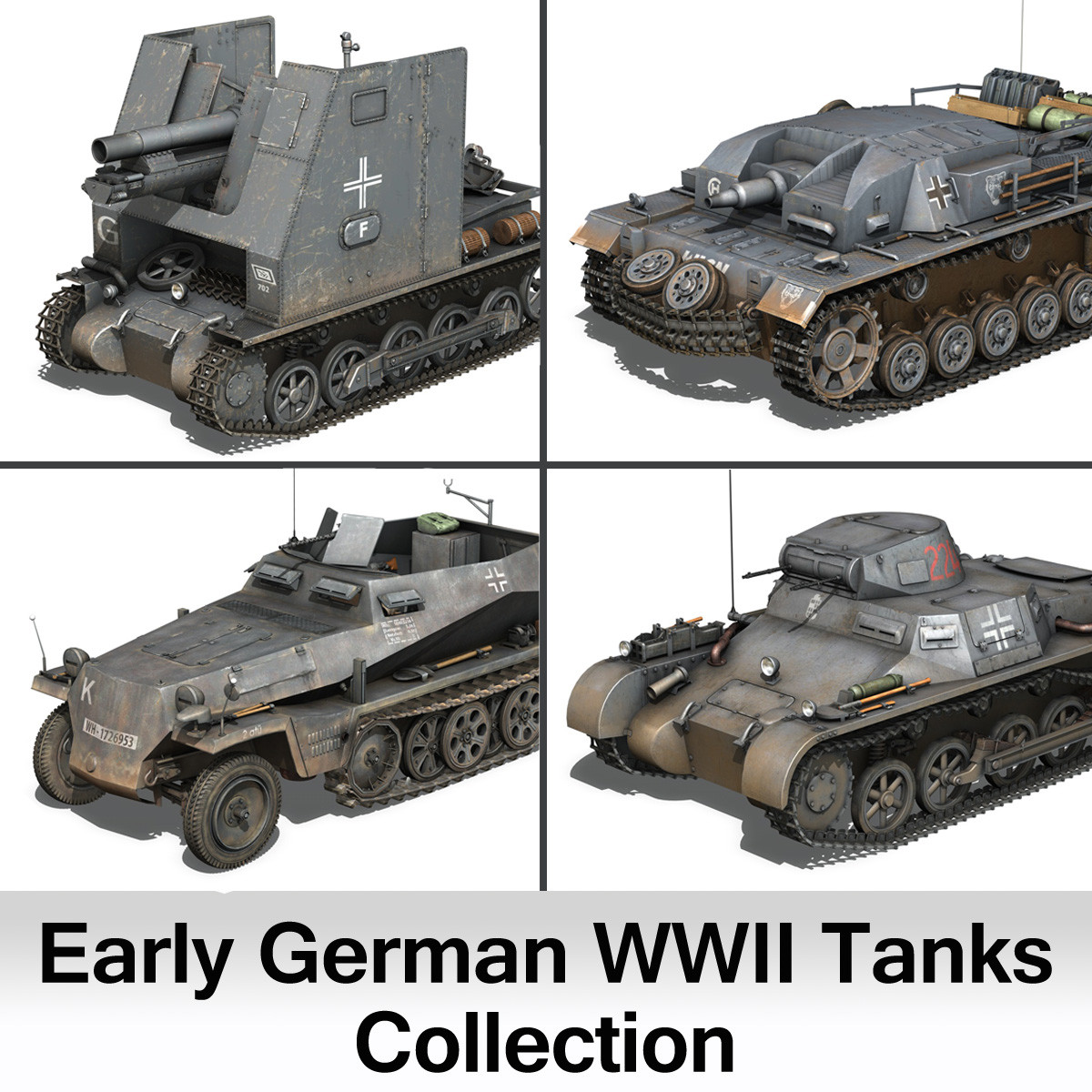 german early wwii   3d 3ds