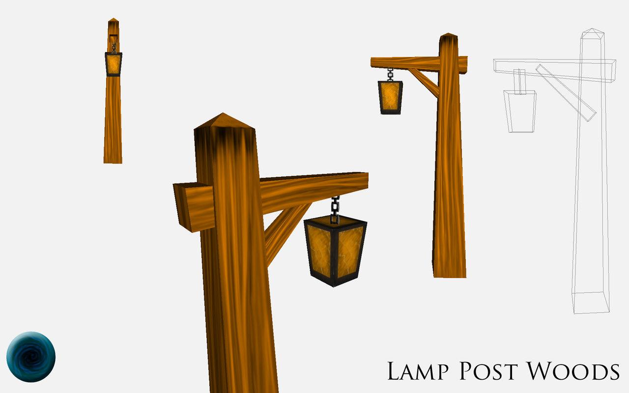 Lamp Post Woods