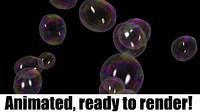 bubble 3D models