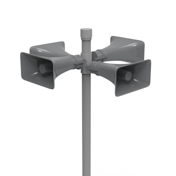 Public Loudspeakers 3D Models