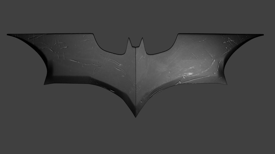 Batarang Template