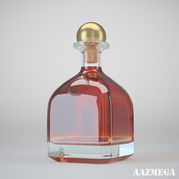 Whisky decanter 3D Models
