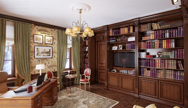 Classic Cabinet 3D Models
