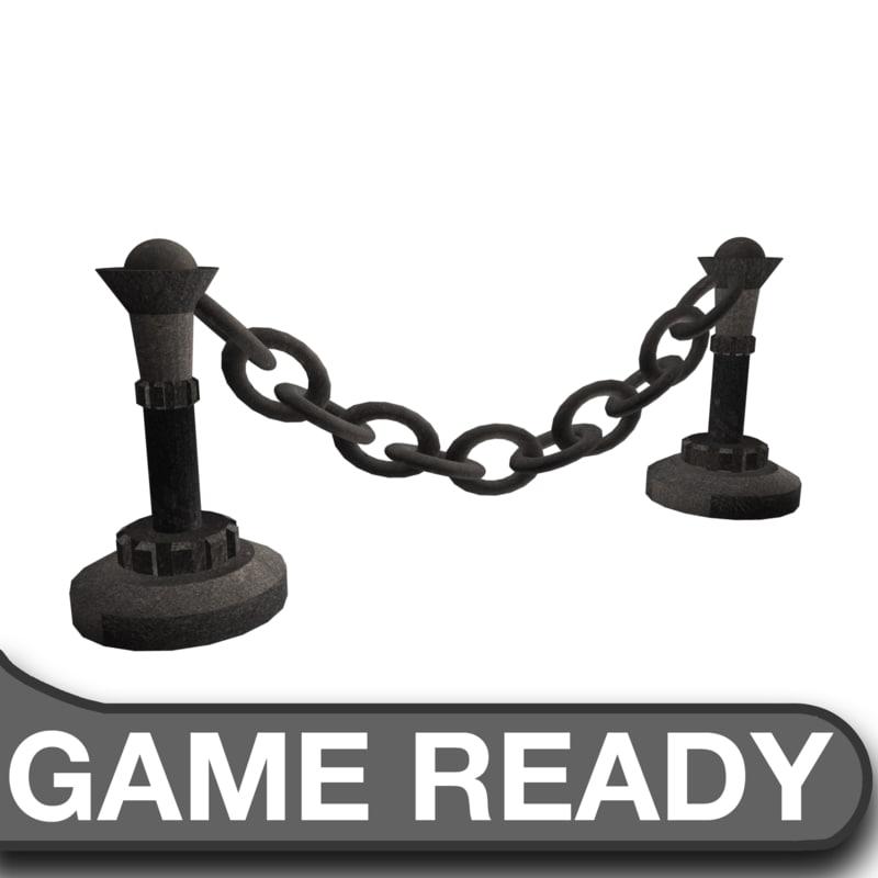 Chain Railing