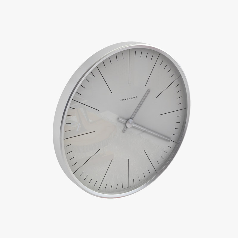 Max Bill Wall Clock With Lines 01.jpg