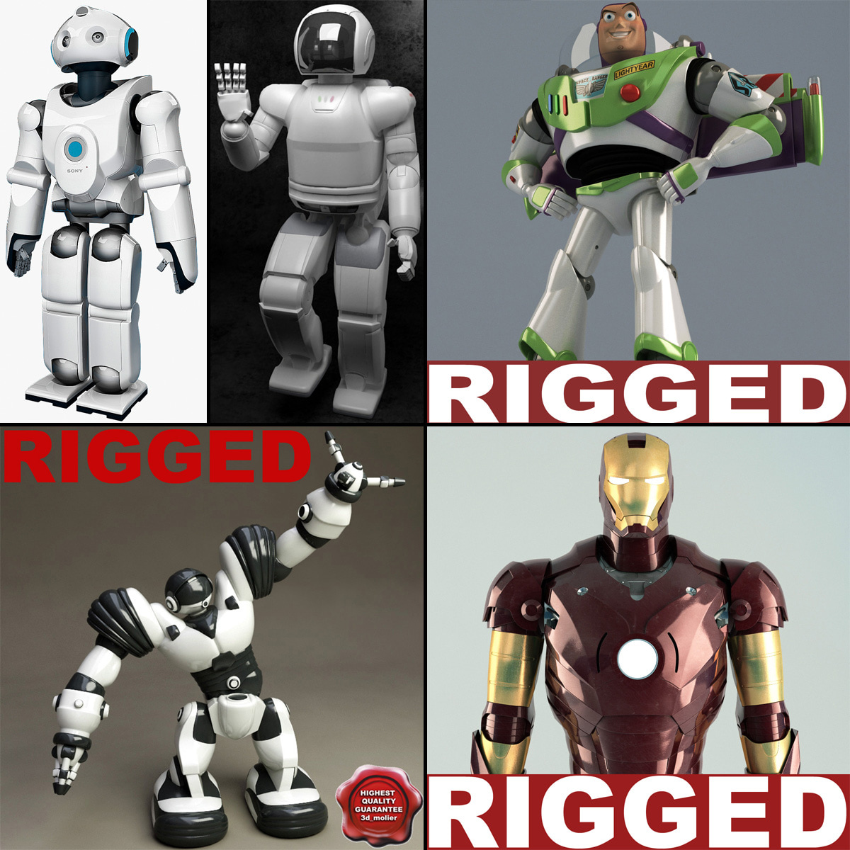 Robots Collection  7