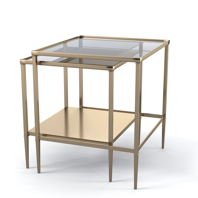 baker 3662 barbara barry golden gate nesting table side contemporary modern glass bronze coffee0001.jpg