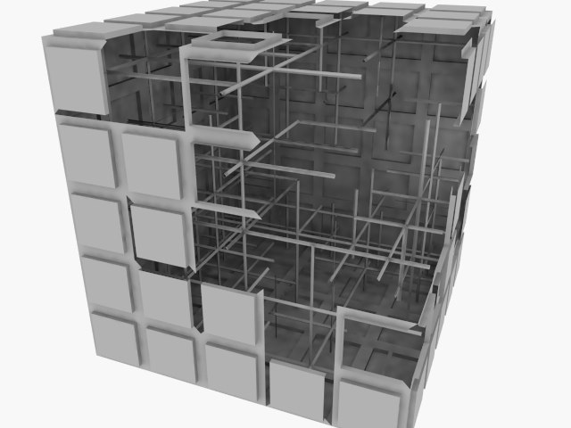 Cube - Under construction