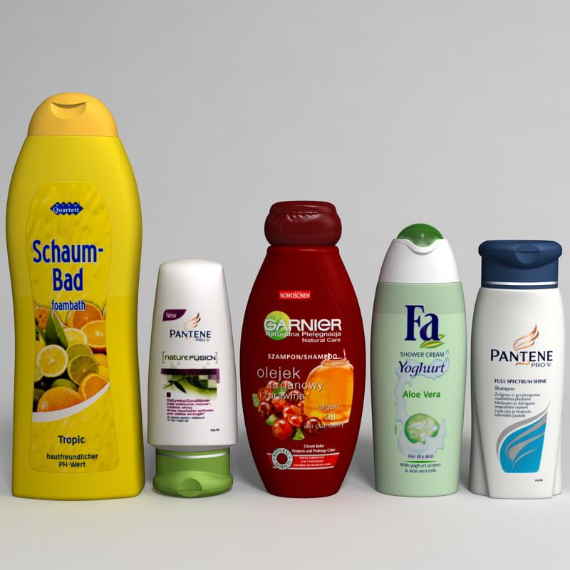 3d max set products bath body