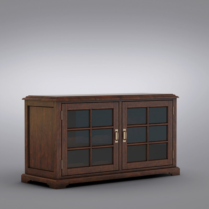 Holstead Windowpane Small Media Console_0003.jpg