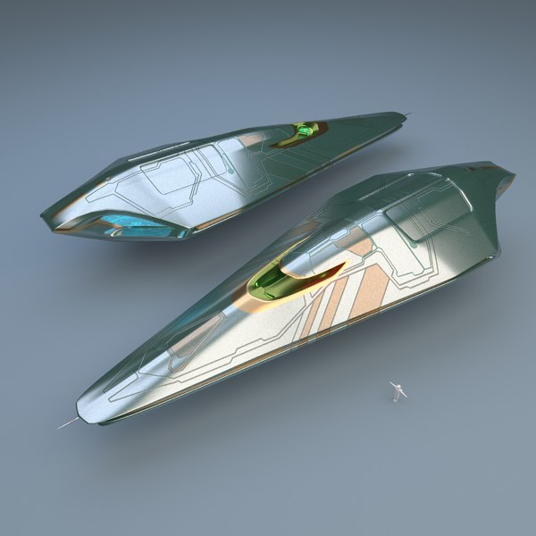 Neeb cruiser 3D Models