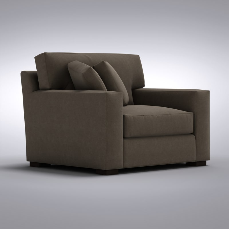 Crate and Barrel - Axis Chair
