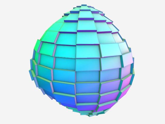Greebled Ball
