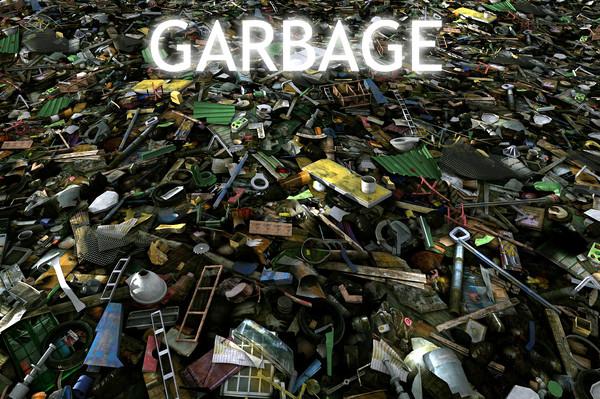 Garbage dump 3D Models
