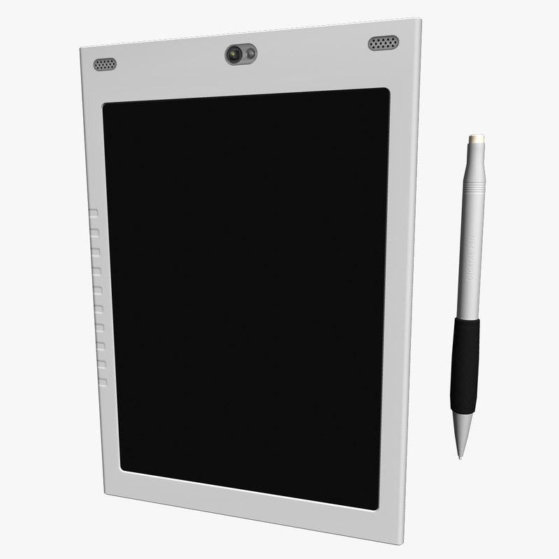 Clipboard Tablet
