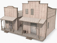 Row House 3D models