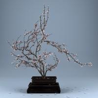 ikebana 3D models