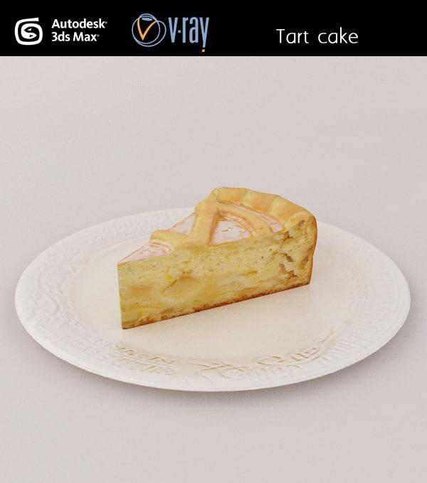 Cake Tart