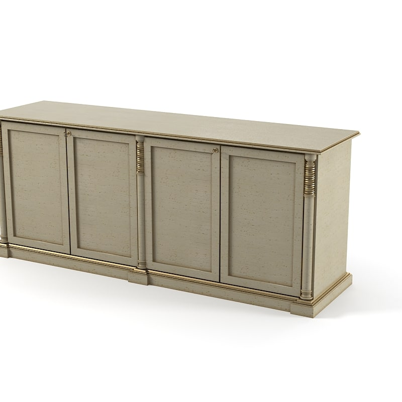 3d belloni sideboard for Sideboard 3d