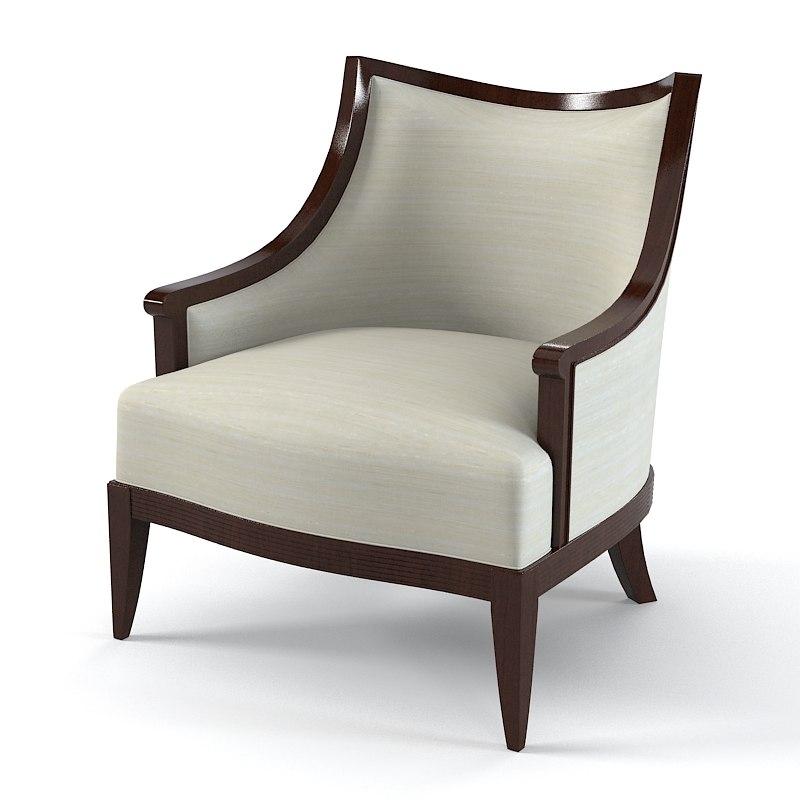 nora lounge chair fbx