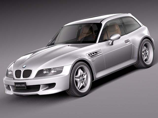 BMW Z3 M Coupe 1998-2002