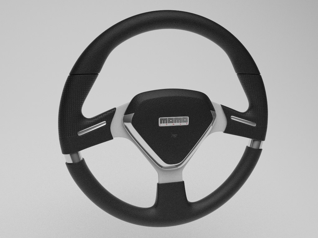 Millenium Evo Steering Wheel