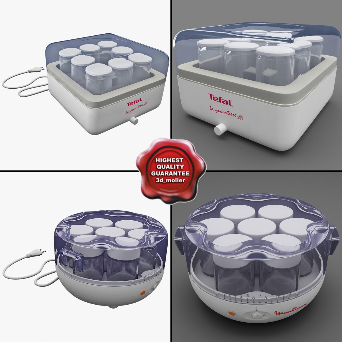 Yogurt Makers Collection