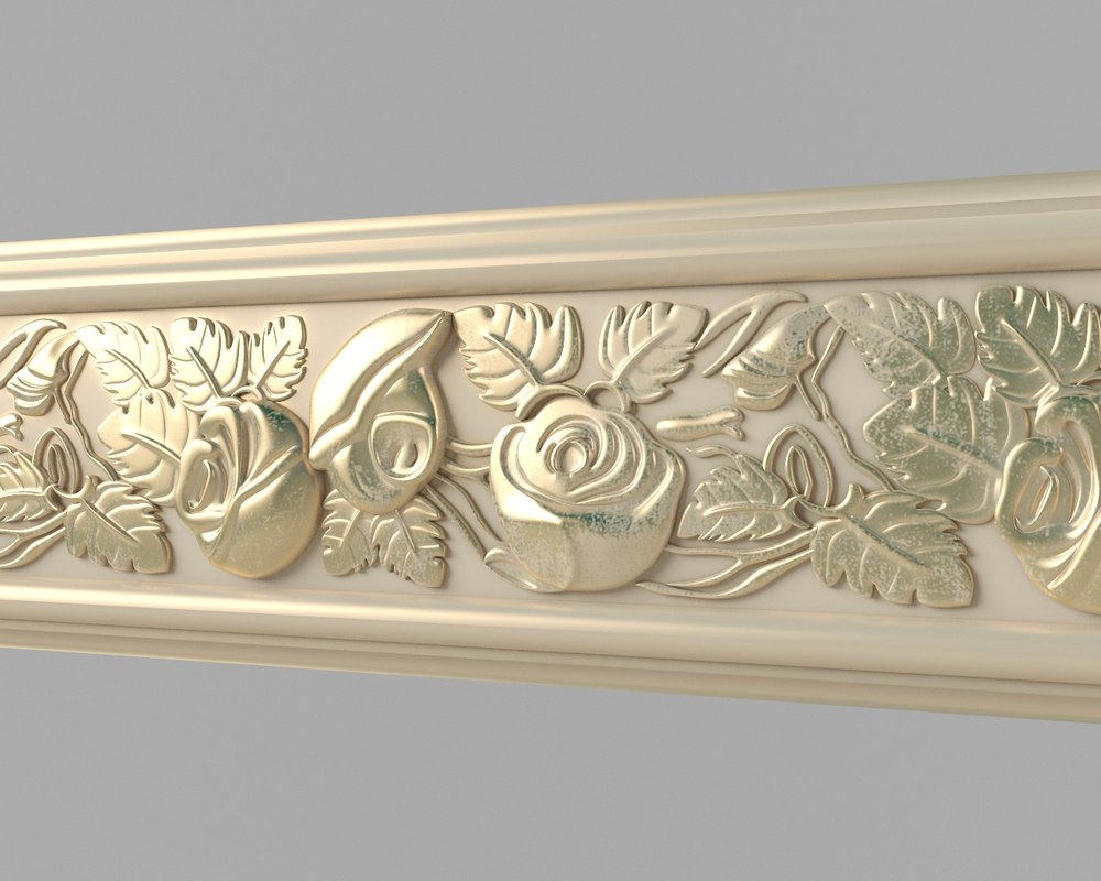 Classical moulding 01