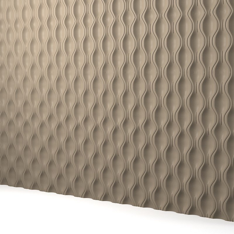Decorative wall modern contemporary marotte laser perforated pattern panel decorative 3d wave mdf carved 0001.jpg