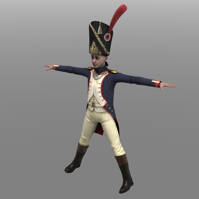 French Infantry Officer P1.jpg