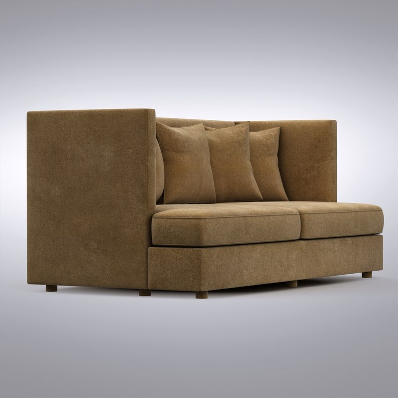 Crate and Barrel - The Shelter Sofa